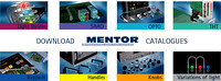 Header image MENTOR standard products for e-mail